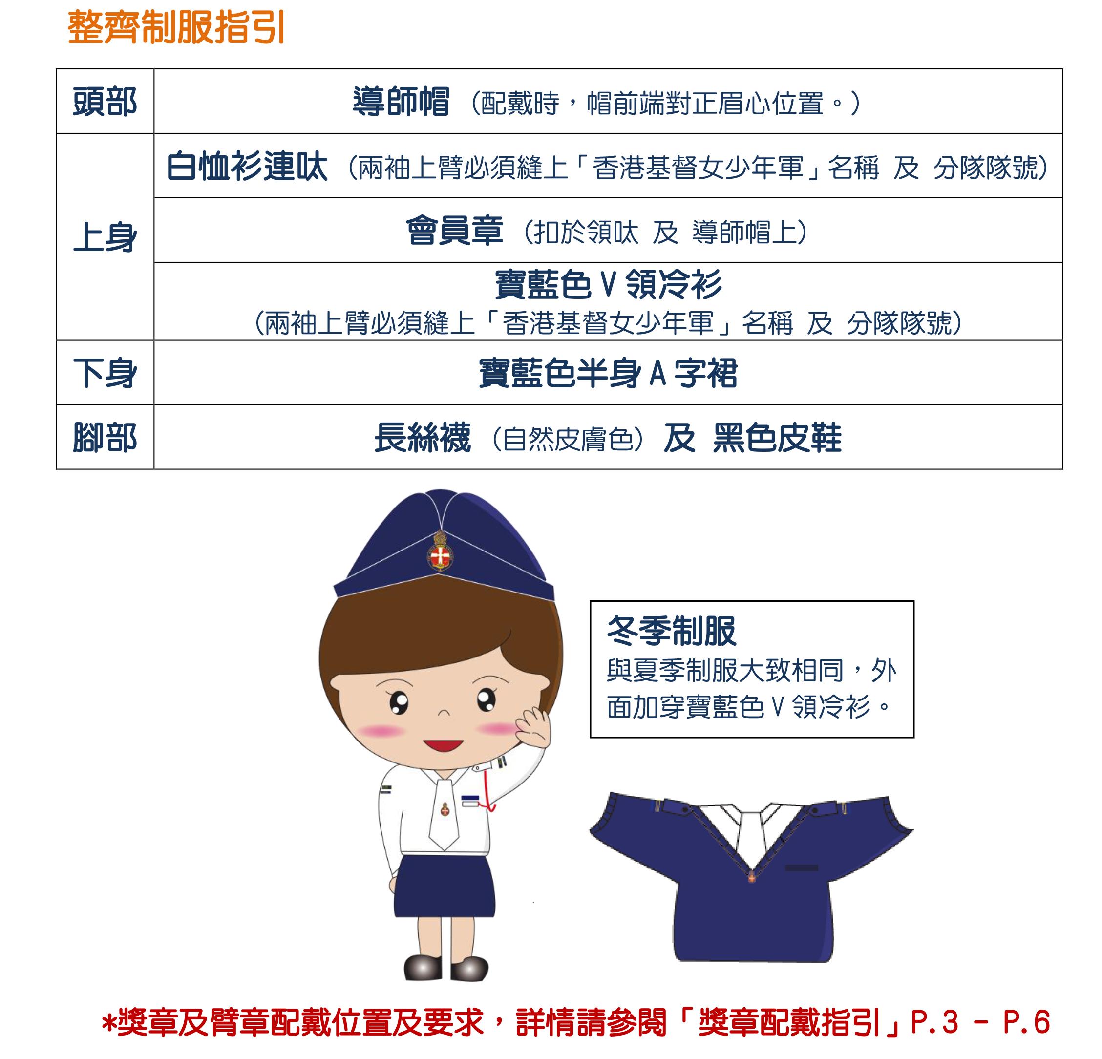4- 導師制服穿著指引 (revised 20200828)